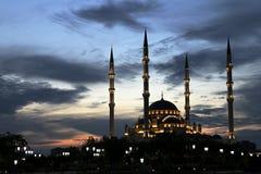Coração de Ðœosque de Chechnya Fotos de Stock Royalty Free
