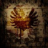 Coração de Grunge Fotografia de Stock