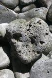 Coração de pedra Imagem de Stock