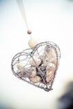 Coração de pedra Fotos de Stock Royalty Free