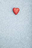 Coração do amor Imagem de Stock Royalty Free
