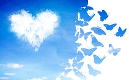 Coração do Clod Imagens de Stock Royalty Free
