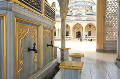 Coração do ` da mesquita do ` de Chechnya Fotos de Stock