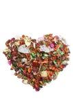 Coração do dia do Valentim Fotografia de Stock Royalty Free