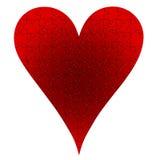 Coração do enigma ilustração do vetor
