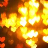 Coração do movimento Imagens de Stock