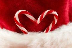Coração do Natal Imagem de Stock Royalty Free