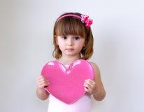 Coração do Valentim Imagem de Stock Royalty Free