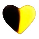 Coração doce dos doces Imagens de Stock Royalty Free