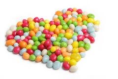 Coração dos doces Fotos de Stock