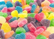 Coração dos doces Imagem de Stock Royalty Free