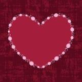 Coração dos doces Imagens de Stock