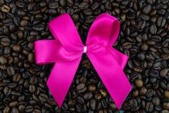 Coração e circulação do café foto de stock royalty free
