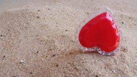 Coração em Valentine& x27; dia de s a você apenas imagem de stock royalty free