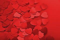 Coração-fundo Imagens de Stock