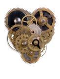 Coração mecânico imagem de stock