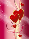 Coração para o amor ilustração do vetor