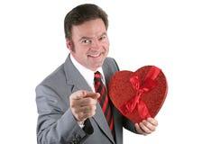 Coração para você Foto de Stock Royalty Free