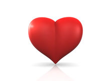Coração puro Foto de Stock