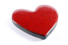 Coração só Fotografia de Stock Royalty Free