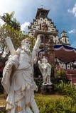 Coração sagrado da igreja Católica de jesus em bali Imagens de Stock Royalty Free