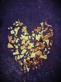 Coração, sumário Foto de Stock Royalty Free