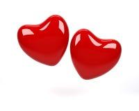Corações. Fotos de Stock