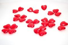 Corações. imagem de stock