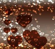 Corações Fotos de Stock