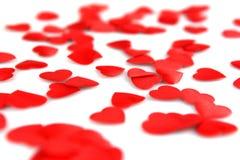 Corações do casamento Imagem de Stock