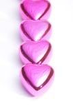 Corações do dia do Valentim Imagens de Stock Royalty Free