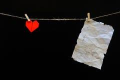 Corações do dia do Valentim Imagem de Stock Royalty Free