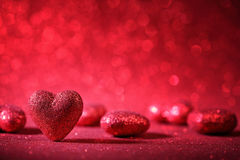 Corações do Valentim Imagem de Stock Royalty Free