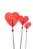 Corações dos doces Foto de Stock Royalty Free