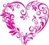 Corações dos Valentim Foto de Stock