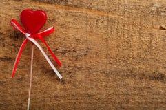 Corações vermelhos Imagem de Stock Royalty Free
