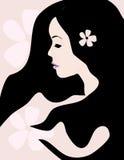 Cora a beleza Imagem de Stock Royalty Free