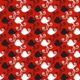 Corações do tango Imagens de Stock