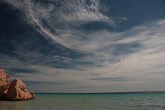 Coral Bay Foto de archivo