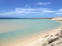 Coral Bay, Austrália Ocidental Fotos de Stock
