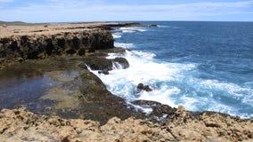 Coral Bay, Australie occidentale Photos libres de droits