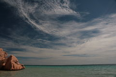Coral Bay Stock Photo