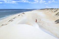 Coral Bay, West-Australien Stockbilder