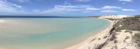 Coral Bay, West-Australien Lizenzfreies Stockfoto