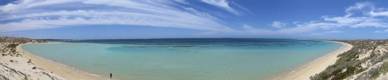 Coral Bay, West-Australien Stockbilder