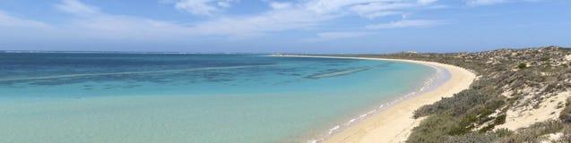 Coral Bay, West-Australien Stockbild