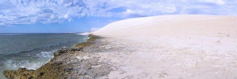 Coral Bay, Westelijk Australië Stock Foto