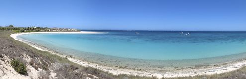 Coral Bay, Western Australia. Coast of Coral Bay, Western Australia Stock Image