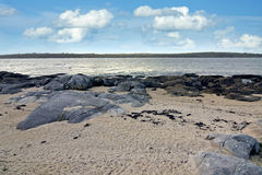 Coral beach - ireland Royalty Free Stock Photo