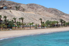 Coral Beach Nature Reserve in Eilat, Israel. Stock Photo